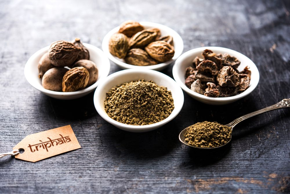 Triphala: 8 Health Benefits; Nutritional Facts, and Recipes