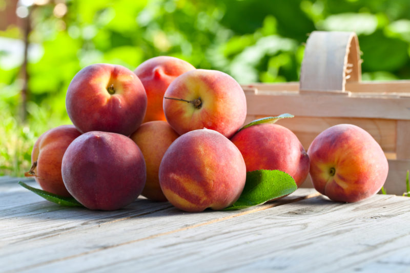 Superfood Saturday: Peaches